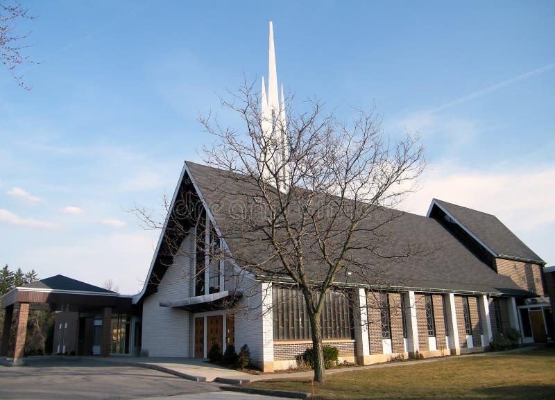 Iglesia presbiteriana 2010 de Thornhill foto de archivo