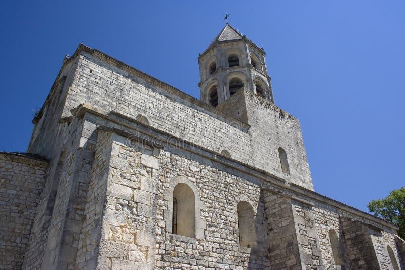 Iglesia romana antigua imágenes de archivo libres de regalías