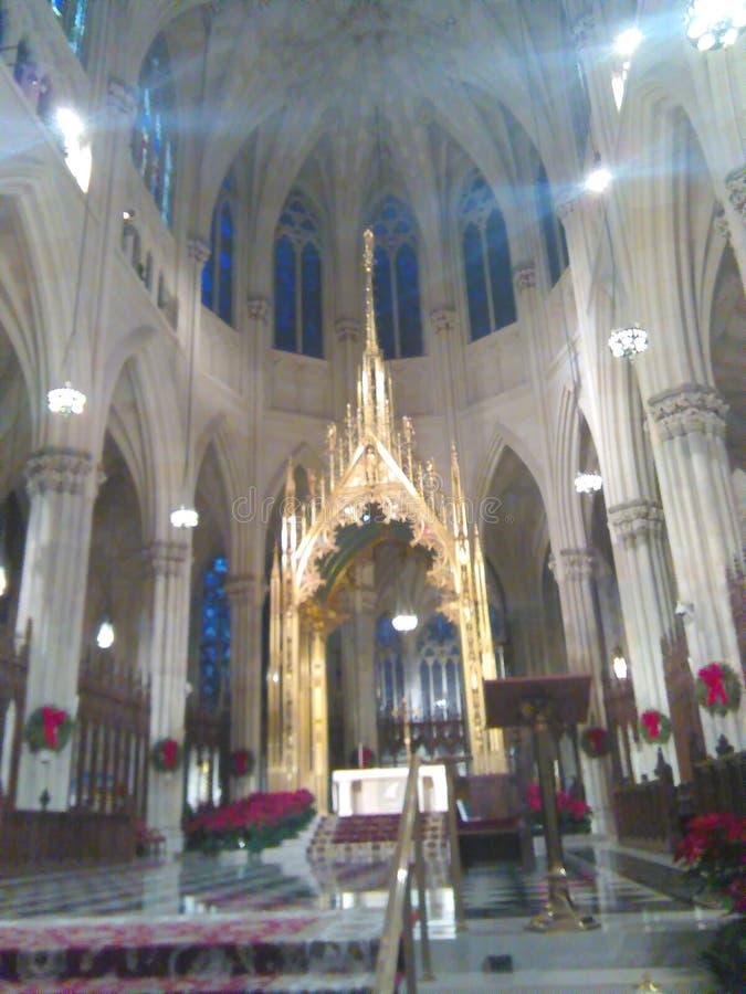 Iglesia turística imagenes de archivo