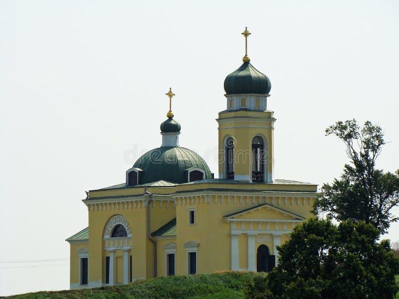 Iglesia, Ucrania fotografía de archivo libre de regalías