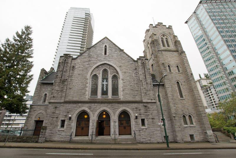 Iglesia unida Wesley histórica del St Andrews foto de archivo