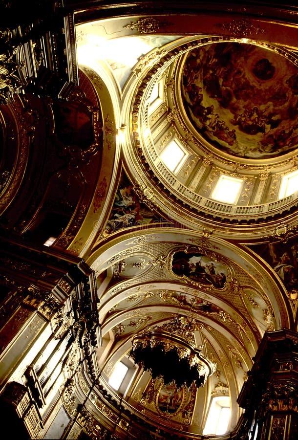 Iglesia Venecia foto de archivo libre de regalías
