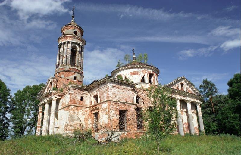 Iglesia vieja. imagen de archivo libre de regalías