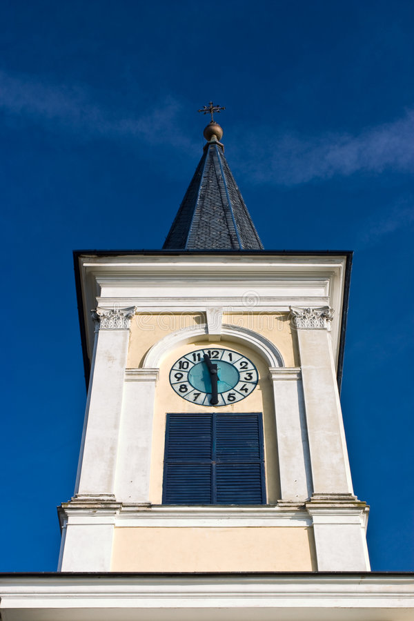 Download Iglesia vieja imagen de archivo. Imagen de historia, altísimo - 7289611