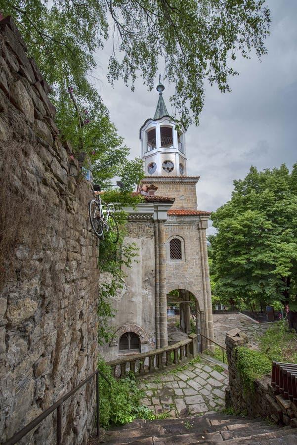 Iglesia vieja de Veliko Turnovo imagen de archivo