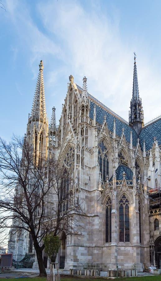 Iglesia votiva, Viena fotos de archivo libres de regalías
