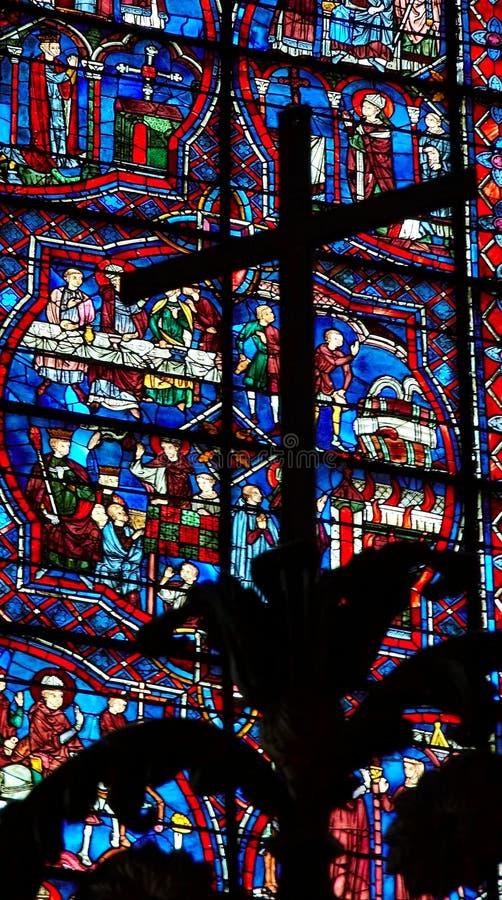 Download Iglesia y fe imagen de archivo. Imagen de manchado, cristal - 7289599