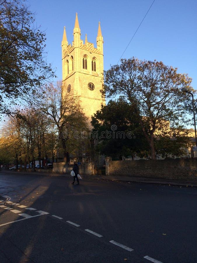 Iglesias de Londres fotos de archivo libres de regalías