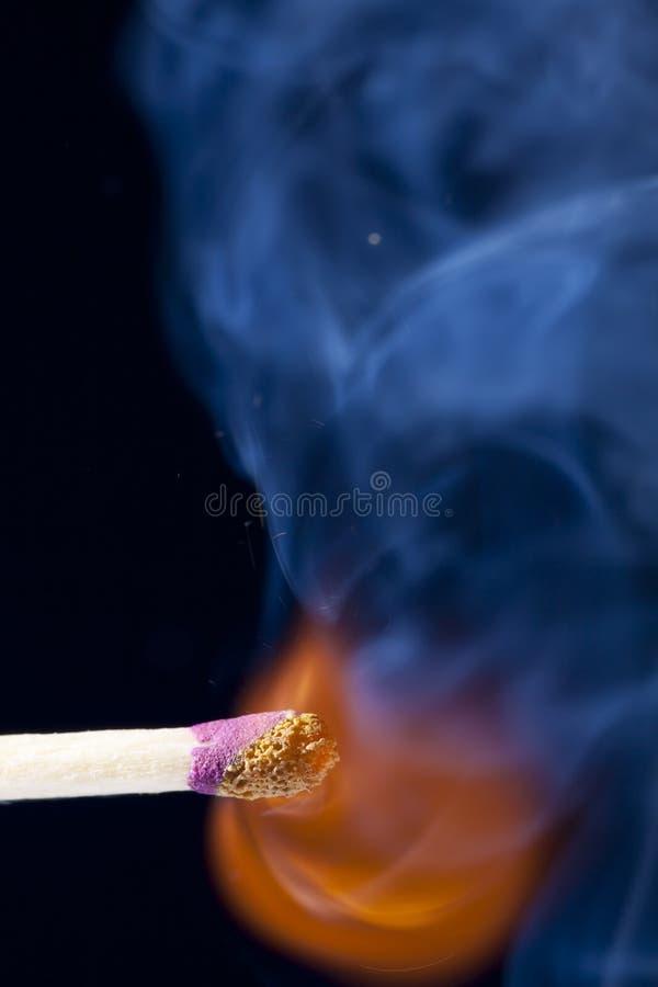 Download Ignite stock image. Image of detail, smoke, burning, ignite - 21514195