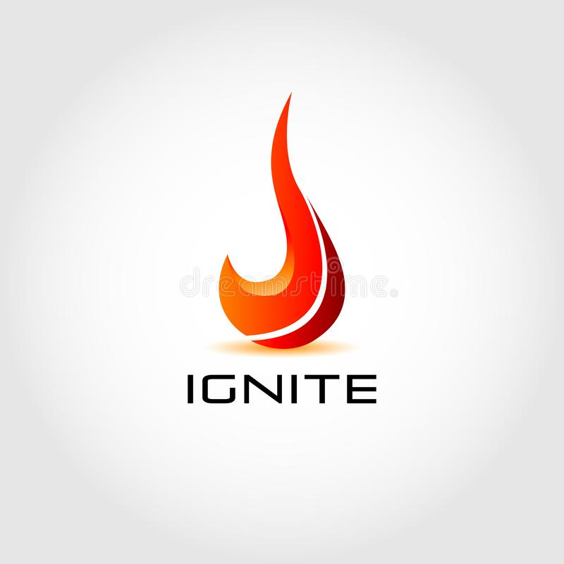 Free Ignite Fire Logo Design Symbol Royalty Free Stock Photography - 154522867