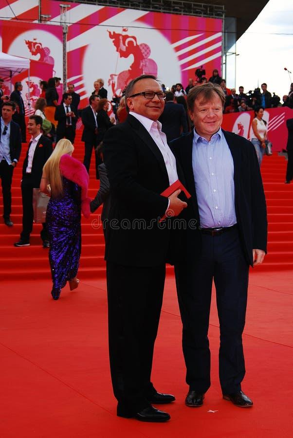 Download Igor Ugolnikov And Igor Butman At XXXVI Moscow International Film Festival Editorial Stock Photo - Image: 41870273