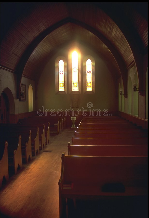 Igreja 4 imagem de stock royalty free