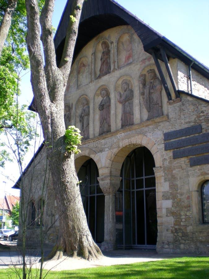 Igreja alemão imagem de stock royalty free