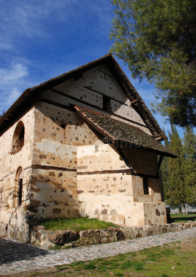 Igreja antiga imagem de stock royalty free