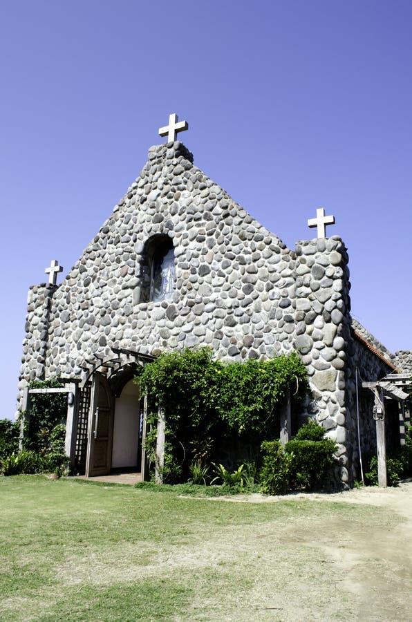 Igreja Batanes Filipinas de Tukon imagens de stock