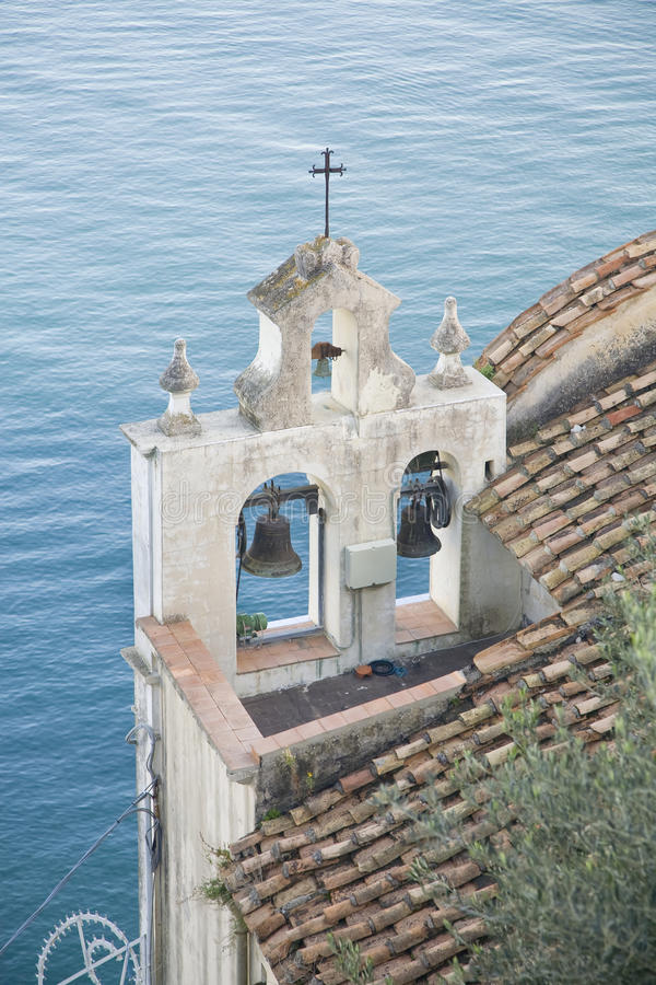 Igreja Bels italiana fotografia de stock
