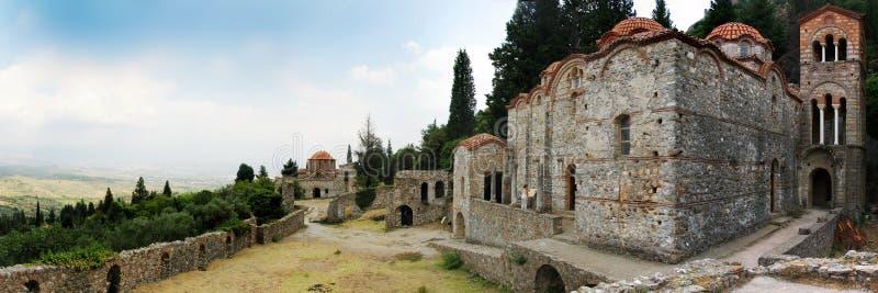 Igreja bizantina imagem de stock royalty free