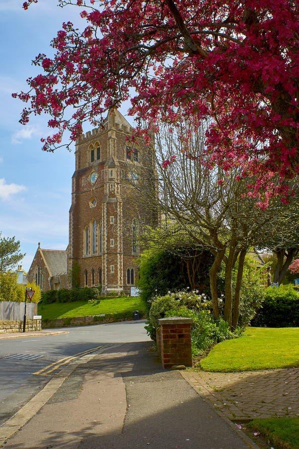 Download Igreja Blacklands De Cristo, Hastings, Reino Unido Foto Editorial - Imagem de feriado, outdoors: 107526321