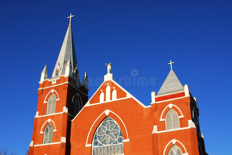Igreja católica fotos de stock