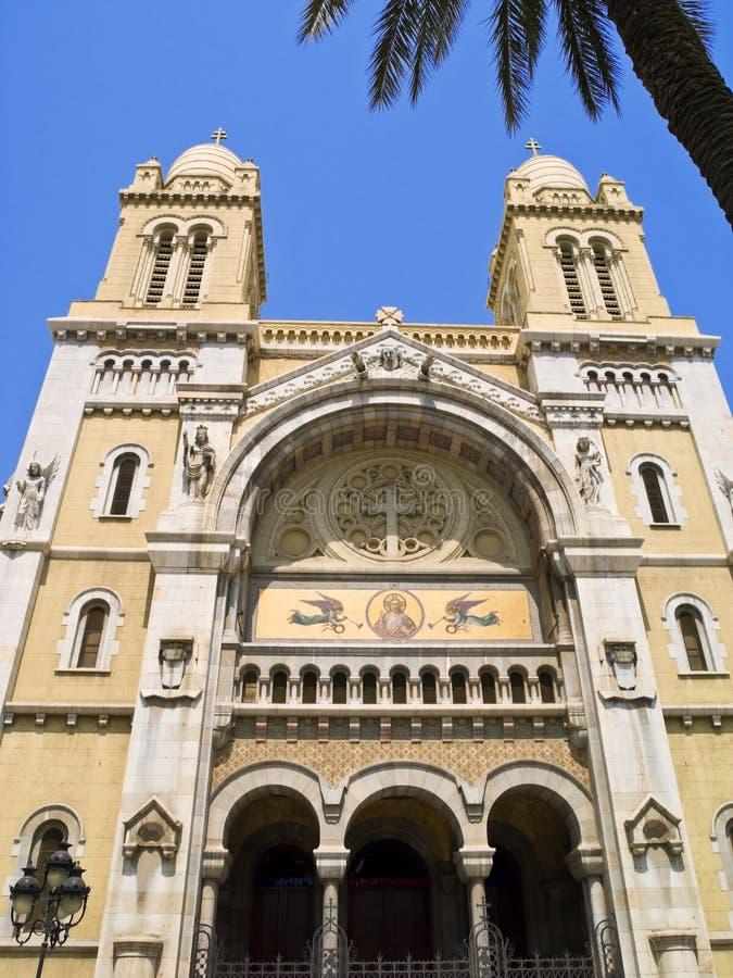 Igreja católica fotografia de stock