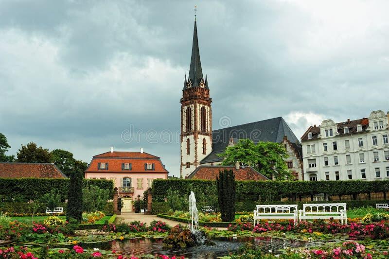 Igreja católica alemão fotos de stock royalty free