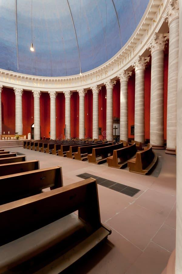 Download Igreja Católica Darmstadt Do St Ludwigs Foto de Stock - Imagem de lugares, catholic: 16855966