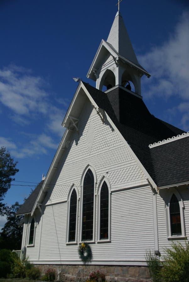 Igreja Congregational fotografia de stock royalty free