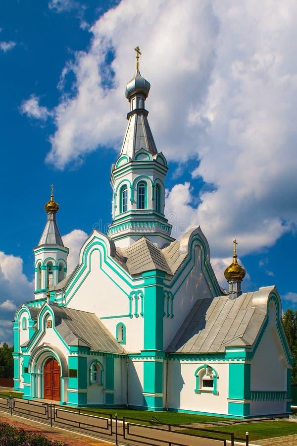 Igreja cristã foto de stock