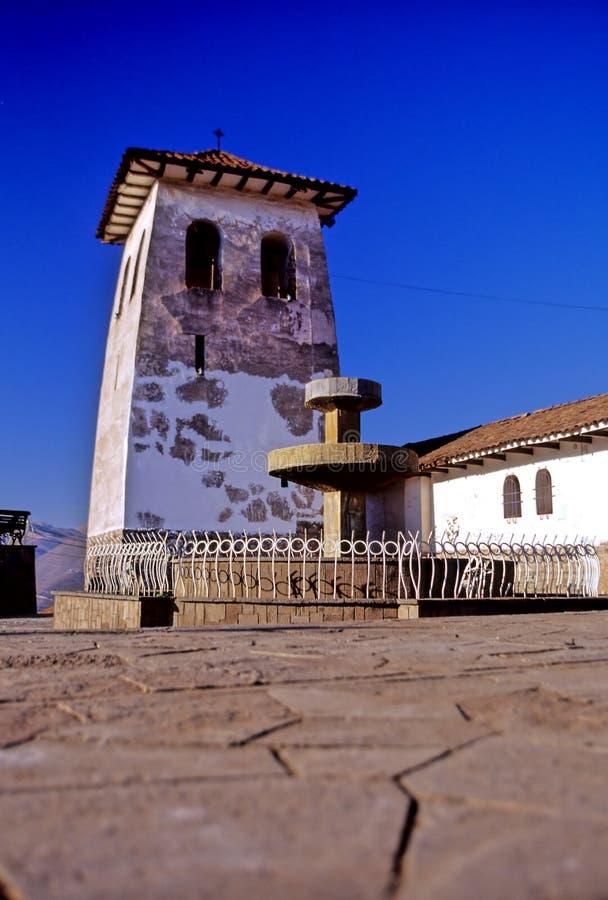 Igreja Cusco, Peru fotografia de stock