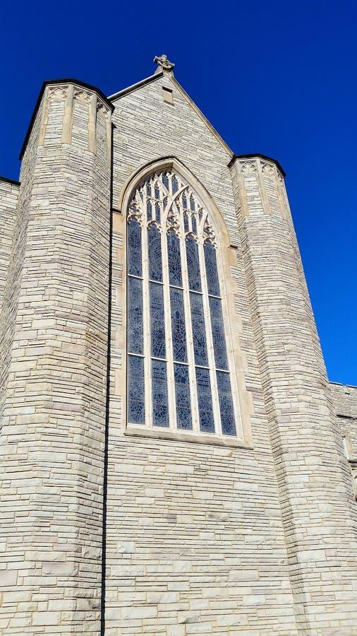 Igreja da catedral fotos de stock royalty free