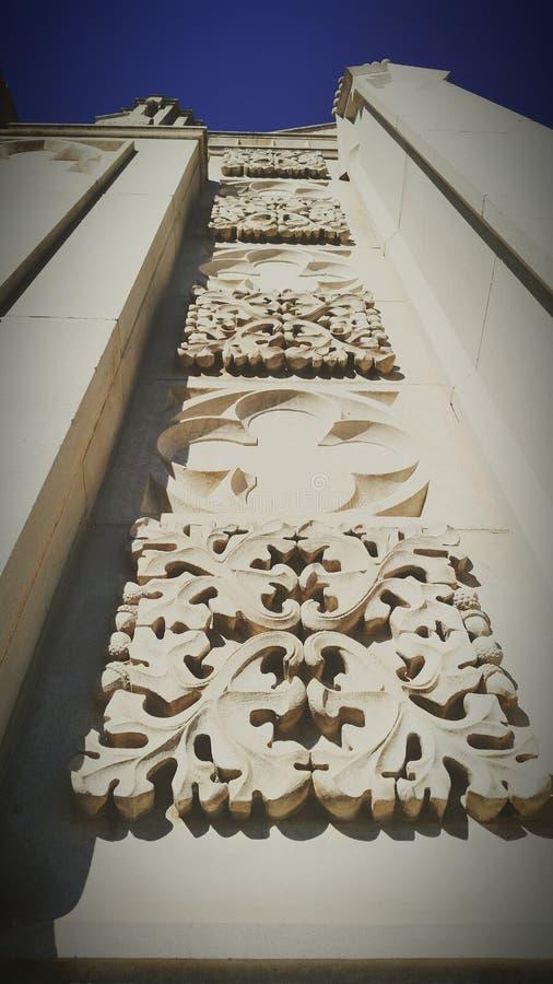 Igreja da catedral imagens de stock royalty free