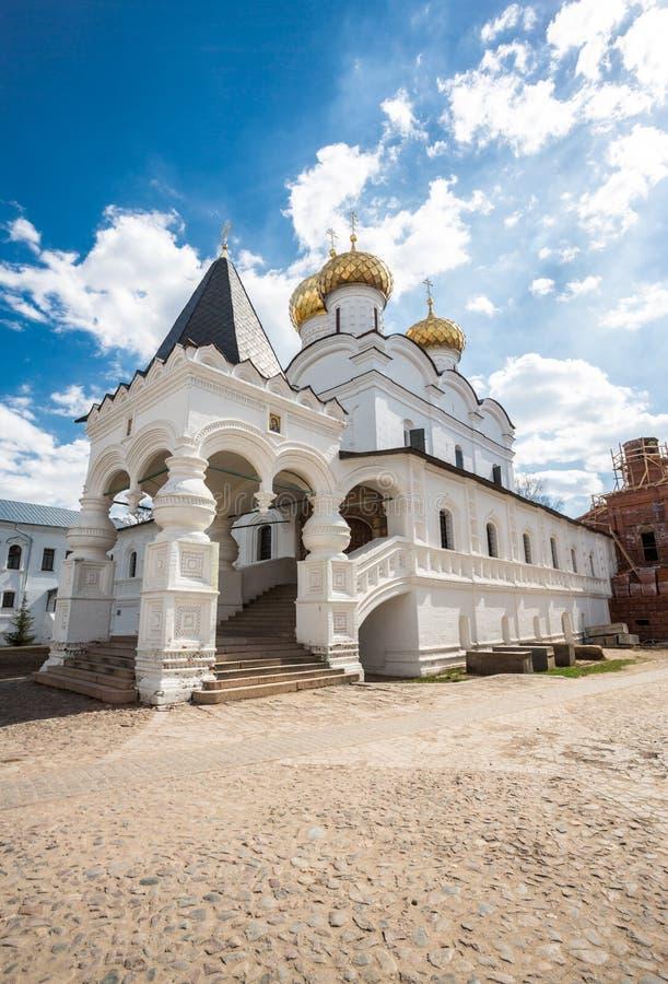 Igreja da catedral da trindade fotografia de stock royalty free