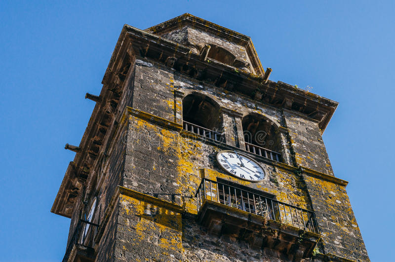 Igreja da concepção imaculada, Tenerife foto de stock royalty free