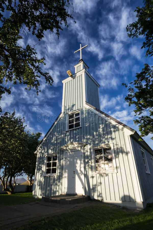 Igreja da herança foto de stock