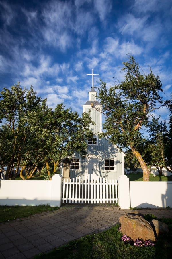 Igreja da herança foto de stock royalty free