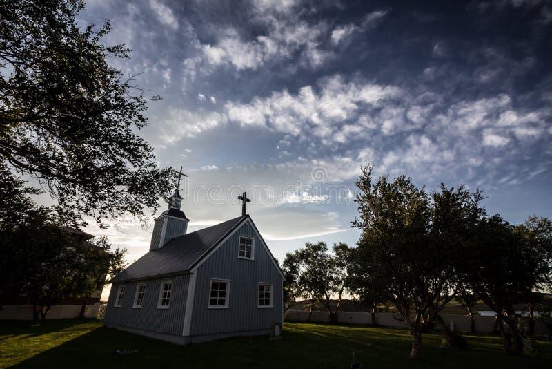 Igreja da herança fotos de stock royalty free