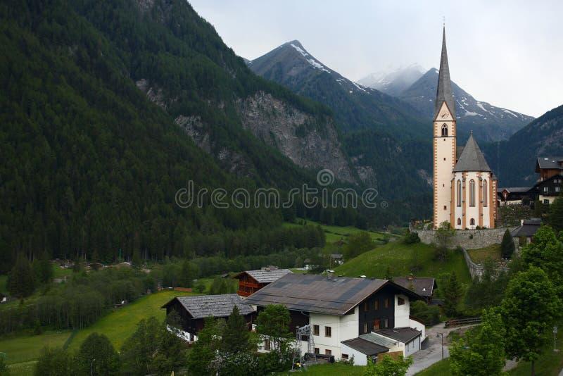 Igreja da montanha imagem de stock royalty free