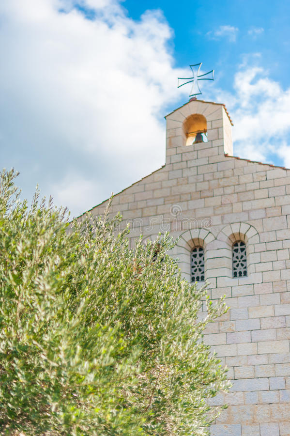 Igreja da multiplicação fotos de stock