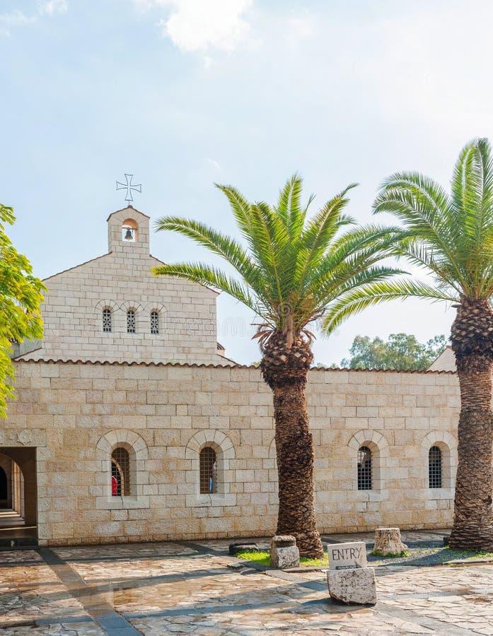 Igreja da multiplicação foto de stock royalty free