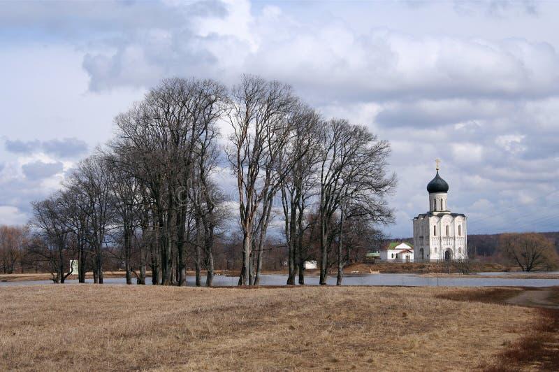 Igreja da ortodoxia imagem de stock royalty free