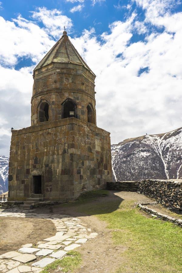 A igreja da suposição, Geórgia, pode 2017 fotografia de stock royalty free