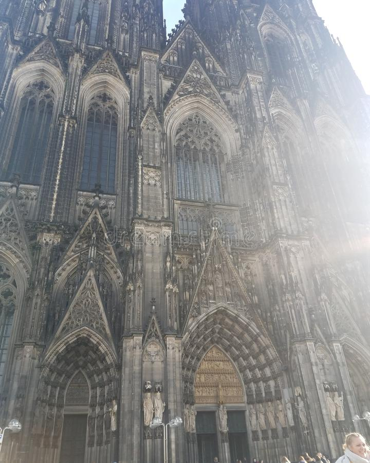 Igreja de Alemanha imagens de stock
