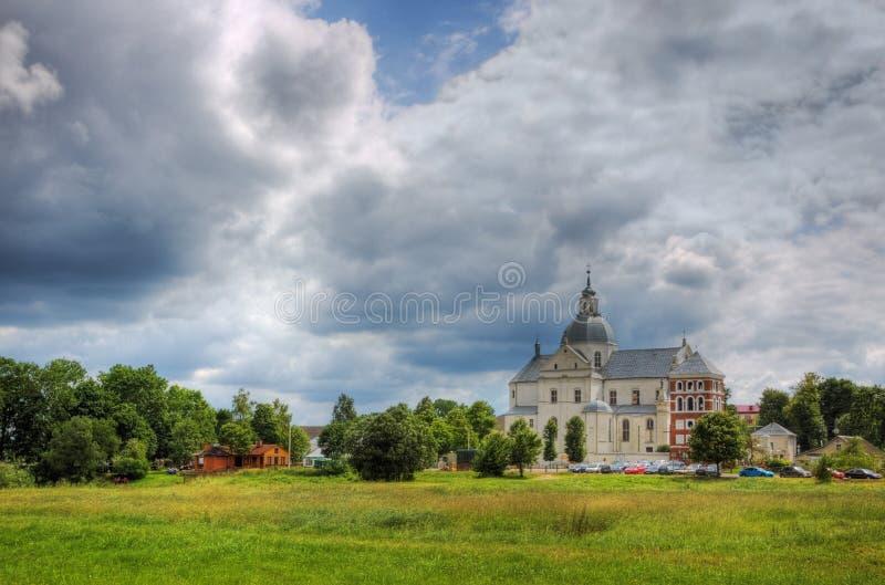 Igreja de Farny foto de stock royalty free