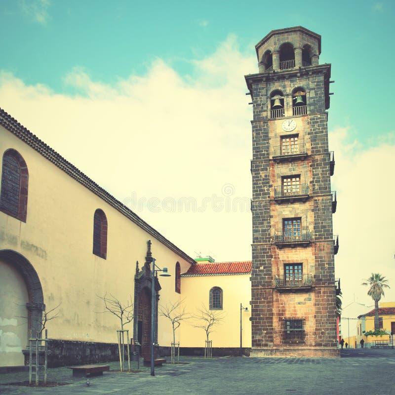 Igreja de la Concepción fotografia de stock royalty free