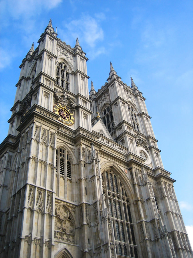 Igreja de Londres foto de stock royalty free