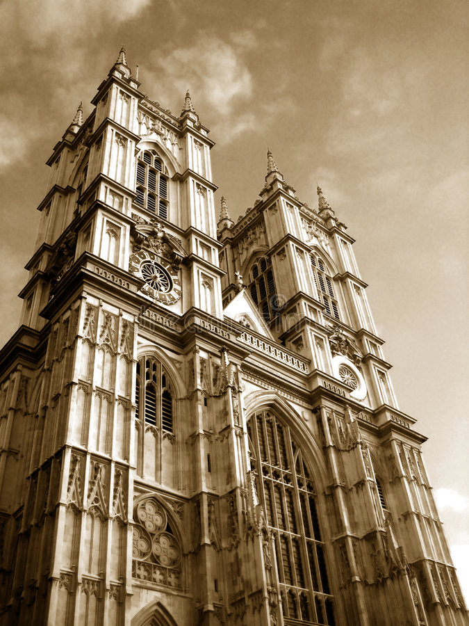Igreja de Londres fotos de stock