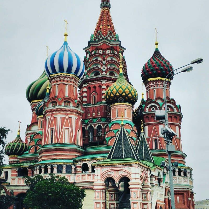 Igreja de Moscovo imagem de stock