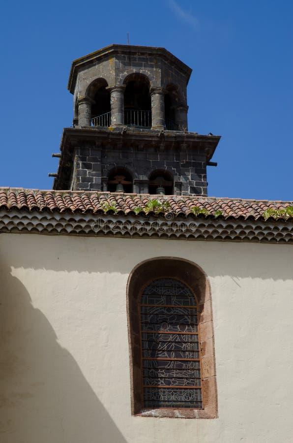Igreja de Nuestra Señora de La Concepción fotografia de stock royalty free