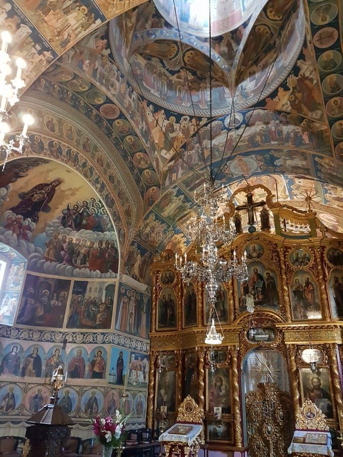 Igreja de Ortodox foto de stock royalty free