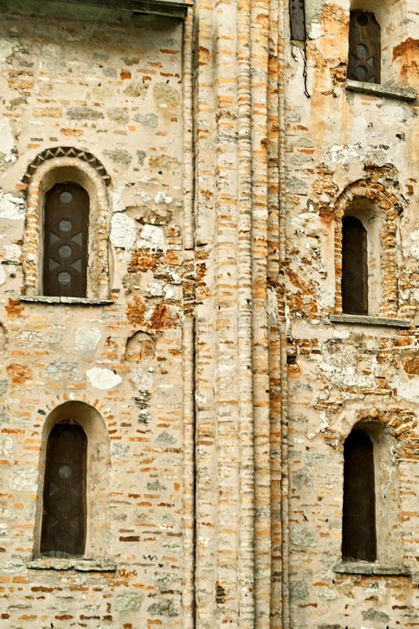A igreja de Paraskeva Pyatnitsa Veliky Novgorod fotos de stock
